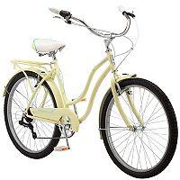Schwinn Perla 26-in Tire Cruiser Bike Womens + $20 Kohls Cash Deals