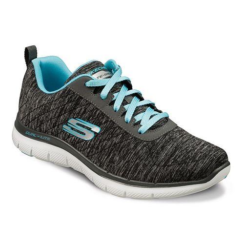 Skechers Sport Women's Flex Appeal 2.0 Fashion Sneaker (6.5
