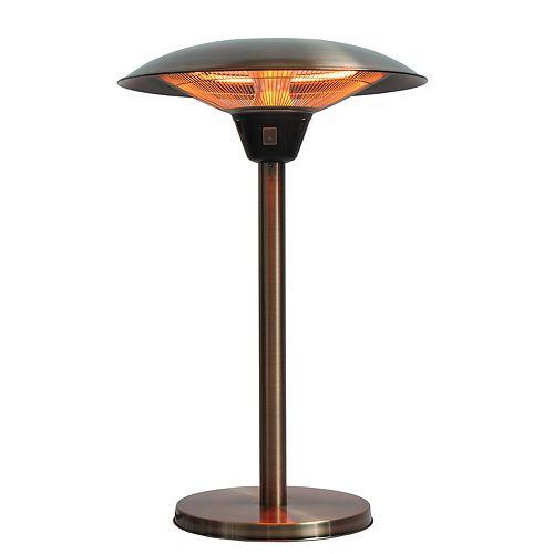 Fire Sense Cimarron Copper Finish Table