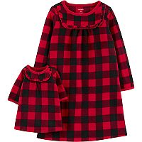Girls Nightgown & Matching Doll Nightgown Sets on Sale from $5.88 Deals