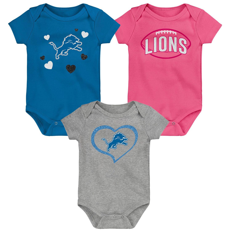girls detroit lions shirt