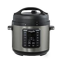 Deals on Crock-Pot Express 6-qt. Black Stainless Pressure Cooker